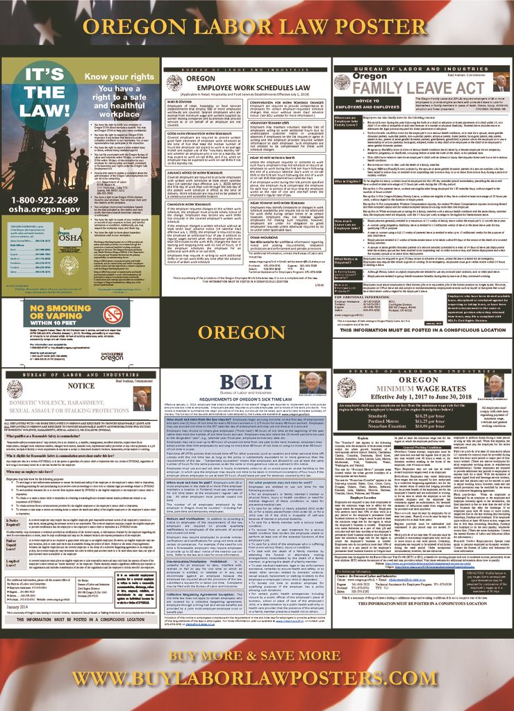 oregon state dating laws